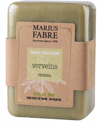 savonnette-a-l-huile-d-olive-a-la-verveine Marius Fabre savon de marseille