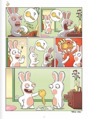 the-lapins-cretins-best-of-ete-glenat-extrait