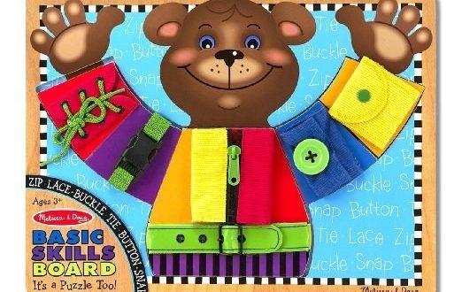Mélissa & Doug: Des jouets en bois éducatifs très originaux