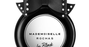 mademoiselle rochas in black