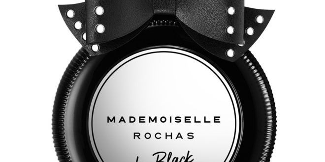 Mademoiselle Rochas in Black : Un parfum Rock'N'Roll