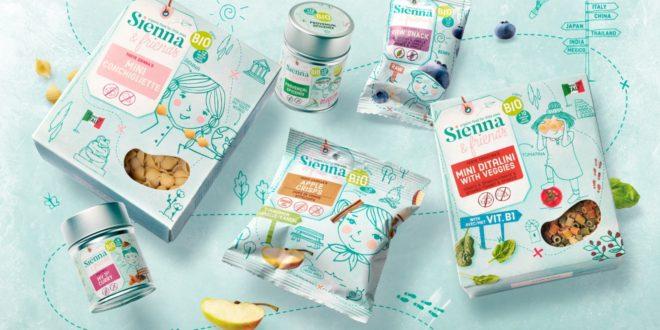 Sienna & Friendsajoute du goût aux petits plats de nos bambins !