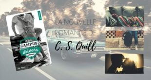 Campus Drivers Tome 1 CS Quill Hugo New Romance