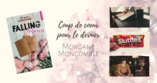 Falling Again Morgane Moncomble Hugo New Romance