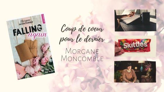Falling Again Morgane Moncomble Hugo New Romance