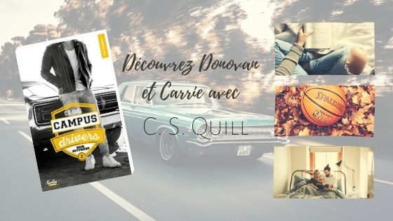 Campus drivers tome 2 book boyfriend C. S. Quill