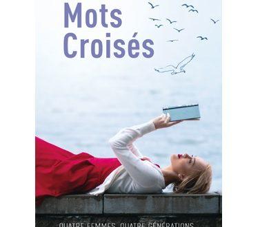 Mots croisés de Fanny Vandermeersch aux Ed.City Editions