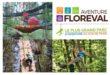 Aventure Floreval – le parc 100% fun à 30 km de Paris
