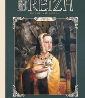 Breizh, tome 6, Anne de Bretagne