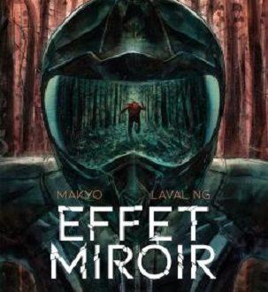 Effet miroir, un polar des éditions Delcourt