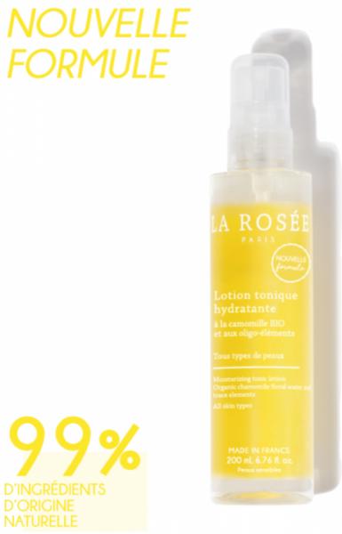 Tonique Hydratant La Rosee