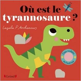 Où est le tyrannosaure?
