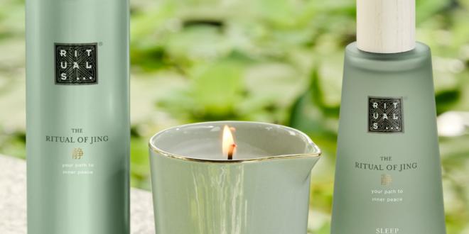 The Ritual of Jing : Prendre soin de soi & mieux dormir grâce à Rituals