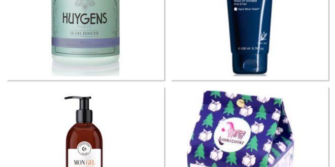 5 gels douche pour homme, réconfortants & énergisants