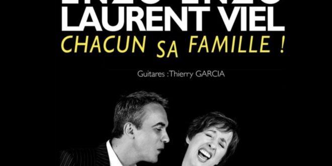 """Théâtre Francis Gag : """"Chacun sa famille !"""" et """"Accords et âme"""" les 6 et 7 Novembre"""