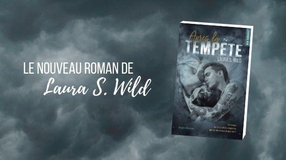 """Découvrez """"Après la tempête"""" de Laura S. Wild"""