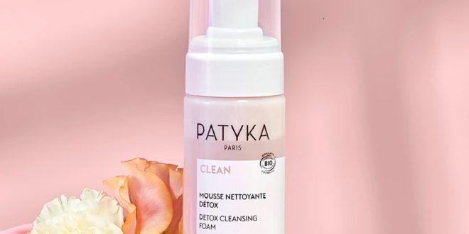 PATYKA: La mousse nettoyante Détox, un indispensable !