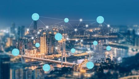 blockchain et les smartcity