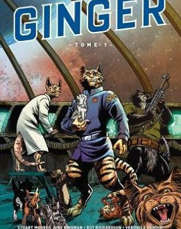 Captain Ginger, le premier tome