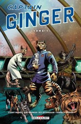 captain-ginger-t1-comics-delcourt