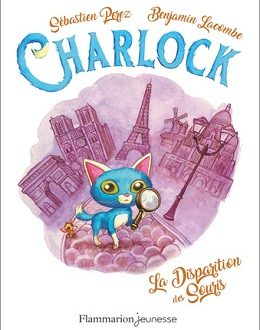 Charlock – Nouvelle collection de romans illustrés des éditions Flammarion