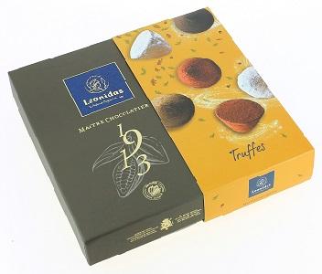 Les gourmandises chocolatées Leonidas pour l'automne