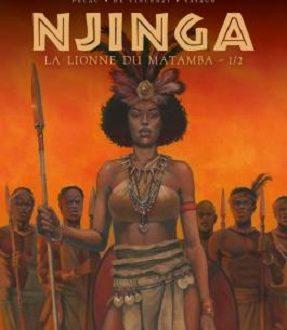 Les Reines de sang – Njinga la lionne du Matamba