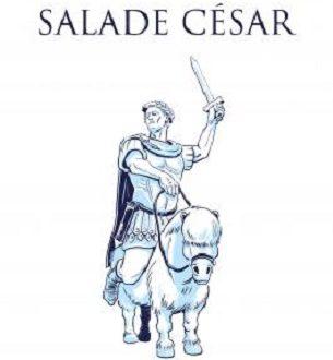 Salade César – Le dictateur ingérable, crétin fini