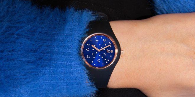"Ice watchx Swarovski®: Des montres étincelantes avec ""ICE cosmos"""