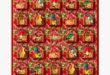 Chocolatier CHAPON: Collection de Noël gourmande & colorée en 2020