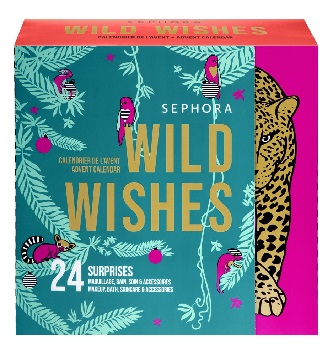 calendrier-avent-2020-sephora-collection-wild-wishes