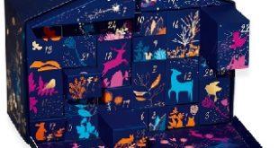 calendrier-avent-beauté-2020-ouvert-yves-rocher