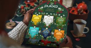 Calendrier de l'Avent Pukka 2020