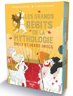 Les grands récits de la Mythologie – Dieux et héros grecs