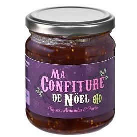 Muroise & Compagnie – Nouvelle confiture bio de Noël