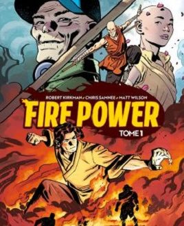 Fire Power, le premier tome