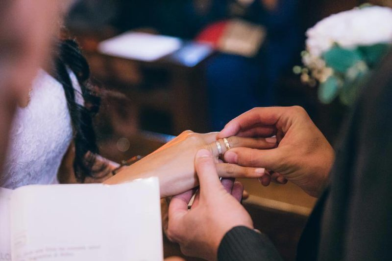 prosition en mariage