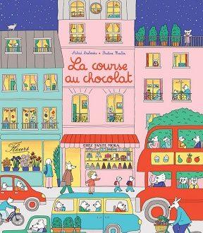 Une histoire de Max et Lapin – La course au chocolat