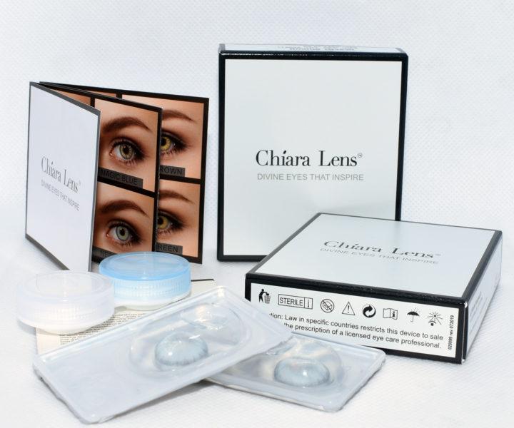 lentilles de contact couleur Chiara Lens