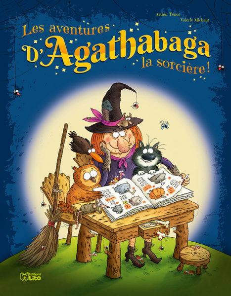 Les aventures d'Agathabaga la sorcière