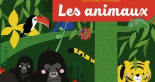 mon bel imagier les animaux