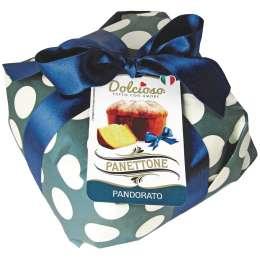 Dolcioso – Un véritable panettone pour les fêtes de fin d'année
