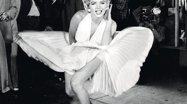 robes de style Marylin Monroe