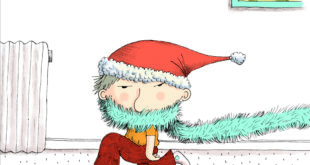 Émile fête Noël