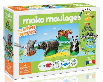 Mako Créations – Des moulages en plâtre pour les enfants
