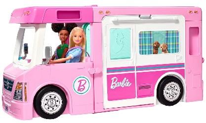 Mattel-Barbie-Camping-car-de-reve