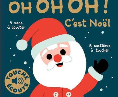 Oh Oh Oh! C'est Noël – Éditions Gallimard Jeunesse Musique