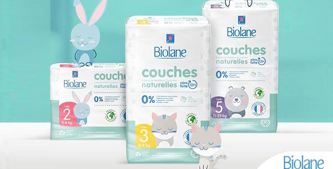 Sélection de soins pour bébé: couches, mouchage et produits d'hygiène
