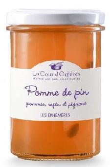 cour-Orgères-confiture-pomme-de-pin
