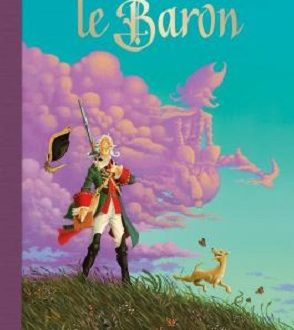 Le Baron, l'adaptation en bande dessinée